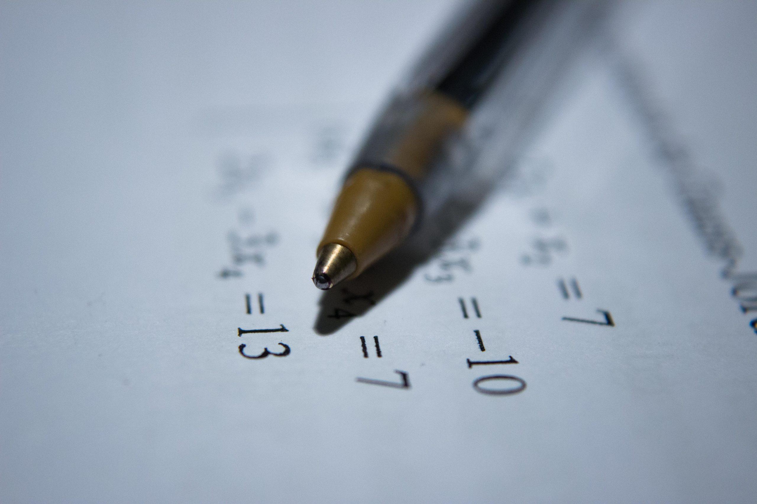 Matematik Yalan Söyler mi?